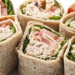 Tonijnwraps recept