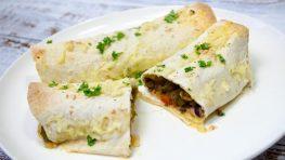 Mexicaanse Burritos met Gehakt