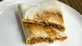 Quesadilla recept