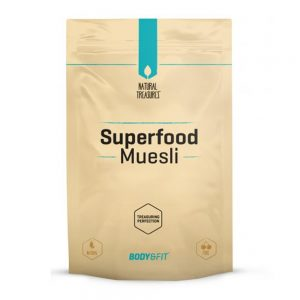 Superfood muesli