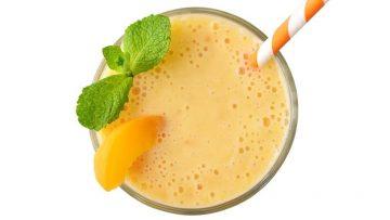 Yoghurt fruitshake met eiwit